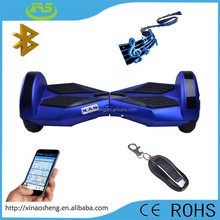 CE certification double wheel electric scooter, smart balance electric scooter 3 with LED light and Marquee