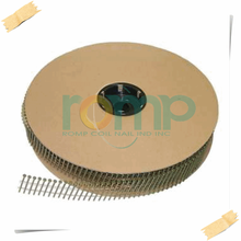 Jumbo coil wire nail