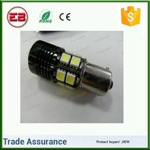 Trade Assurance led bulb 1156 BA15S 5050 12 SMD+ 7.5w Cr Auto Car Turn Lamp Brake Tail Parking Lights,led trailer brake lights