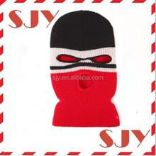 Multifunction kmitted custom printed ski mask