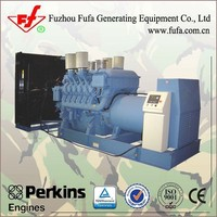 1200kw Diesel Generating Set with Per kins Engine