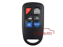 Remote control 6 button 433.9Mhz GOH-PCGEN2 for Mazda Tribute fob key