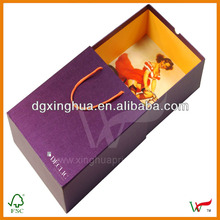 paper tea box with drawer