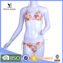 Wholesale Special Printed Wholesale Cheap Brand Swimwear For Sexy Lady