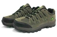 Comfortable breathable skid resistant hiking shoes for men