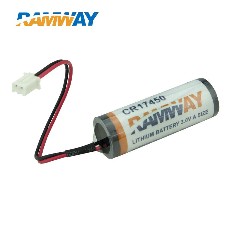 GPS positioning battery CR17505 power save dry batteries