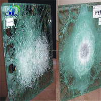 laminated safety glass for stairs,bulletproof glass for cars, bulletproof glass for sale