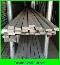 Acero dulce barra plana tamaños Q235 de acero dulce barra plana