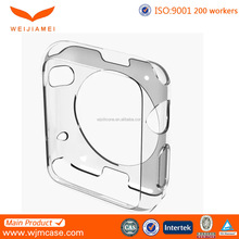 Custom Smartwatch Transparent Protective Clear Plastic Cover Supplier