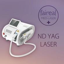 Q Switched nd Yag Laser Pigmentation Tattoo Eye Line , ND YAG Laser Tattoo Removal
