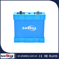 20Ah rechargeable lithium iron phosphate battery pack for electric vehicle