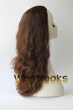 Fantastic Jewish Wigs Factory Human Hair Band Falls