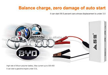 16000mAh Portable Car tool Battery Charger Power Bank car charge Emergency Jump Starter