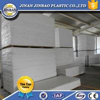 styrofoam board closed cell pvc foam sheet