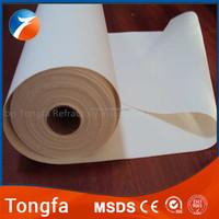fire resistant ceramic fiber paper cotton fiber paper