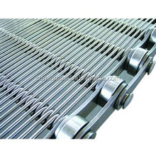 Metal conveyor belt, low carbon steel wire, stainless steel wire 304, 316