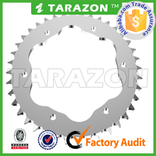 New Design Tarazon Brand CNC Milled Sprocket Ring for Racing Bike