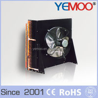 YEMOO monoblock industrial condenser air cooled condenser for cold room refrigeration unit