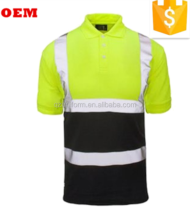 High quality polo shirt navy blue corporate company for Quality polo shirts with company logo