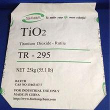 Rutile Titanium Dioxide Price for paint