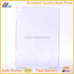 Crystal Clear Plastic Hard Cover for iPad Case, hard full protective case for ipad case