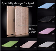 PU leather for ipad air2 case factory wholesale good quality