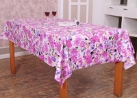 Wedding table cover , cheap beige tablecloths for wedding party, wedding decorative table cloth