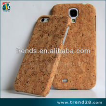 cork fabric cork wood case cork case for iphone 5