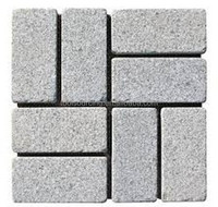 High quality chinese cheap granite paving stone polsihed natural granite