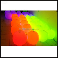 NB-BL337 WIFI controler with battery inflatable 50cm PVC balloon for party decoration