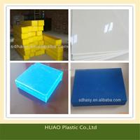 anti chemical hdpe plastic sheet