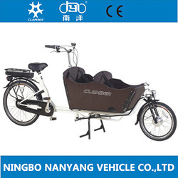 High quality front box motor cargo bike / electric bike / 26 inch