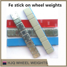 fe (iron) adhesive wheel balancing weights