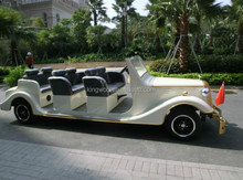6 seats convertible wedding cars electric cars classic
