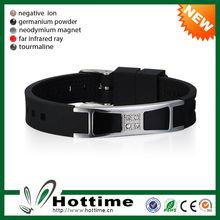 Hot Sale 316L Stainless Steel Bio Elements Positive Energy Bracelet