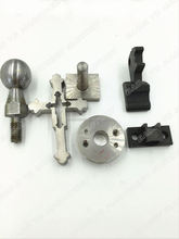 plastic hot plate sealing machine aluminum irregular part irregular shape lining for inspeciction new products 2014