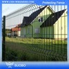 Chain Link Fence Mesh Used Safety And High Strength Guardrail Fonce Palisade Pale