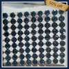 noble quality ss16 4mm Diamond sheet trimming chain roll rhinestones embellishments for dancing dresses 10yards/roll
