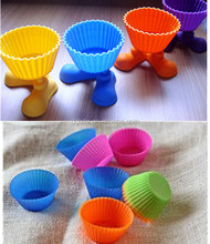 Flat Glass Shape Mini Cupcake Baking Tray Made in China ISO 9001 Standard
