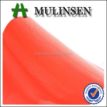 Mulinsen textile fresh solid fabric feel like silk, dyeing chiffon fabric