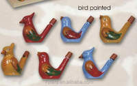 hot hand-painted whistle bird