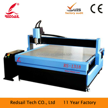 new cnc wood carving machine with rotary axes from REDSAIL hotsale in profession condition