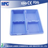 factory customize plastic compartment tray
