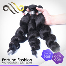 Hot sale loose deep wave virgin hair, 2016 russia human hair