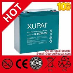PS AD Small 12 volt Battery 12ah