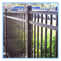 high quality metal children playground fence