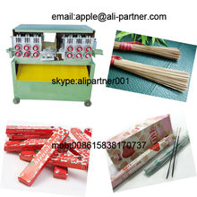2014 best selling round bamboo incense stick making machine