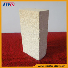 refractory high alumina insulating fire brick