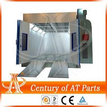 High Quality Car spray booth BSH-SP9300 for automotive body shops with certificate of CE and ISO reliable and cheap
