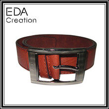 2015 Latest Design Fashion Style Cheap Genuine Leather Man Belt